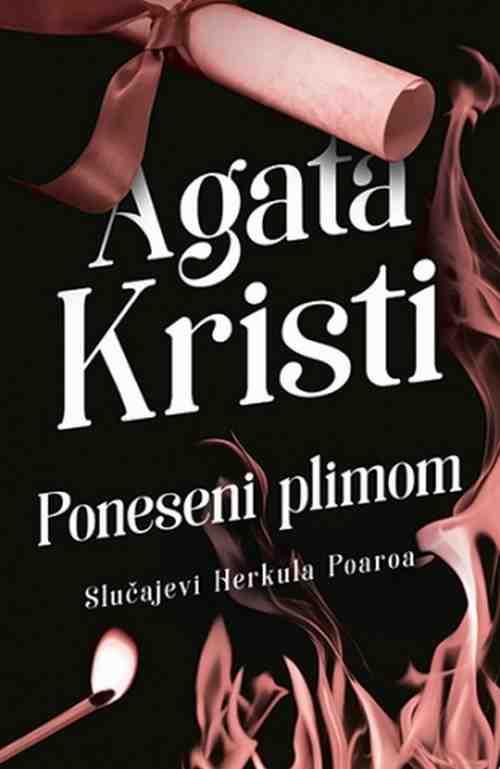 Poneseni plimom Agata Kristi knjiga 2018 kriminalisticki Slucajevi Herkula Poaro