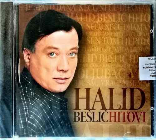 CD HALID BESLIC HITOVIC KOMPILACIJA 2008 SARATON NARODNA MUZIKA HI FI RECORDS