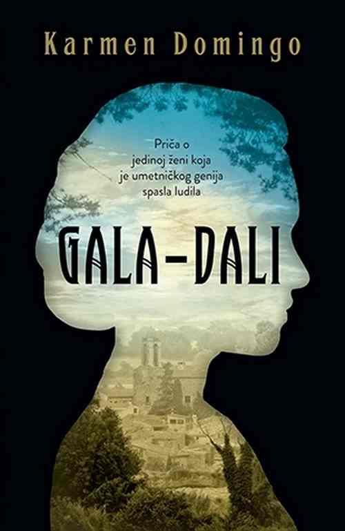 Gala - Dali Karmen Domingo knjiga 2018 ljubavni laguna latinica srbija novo
