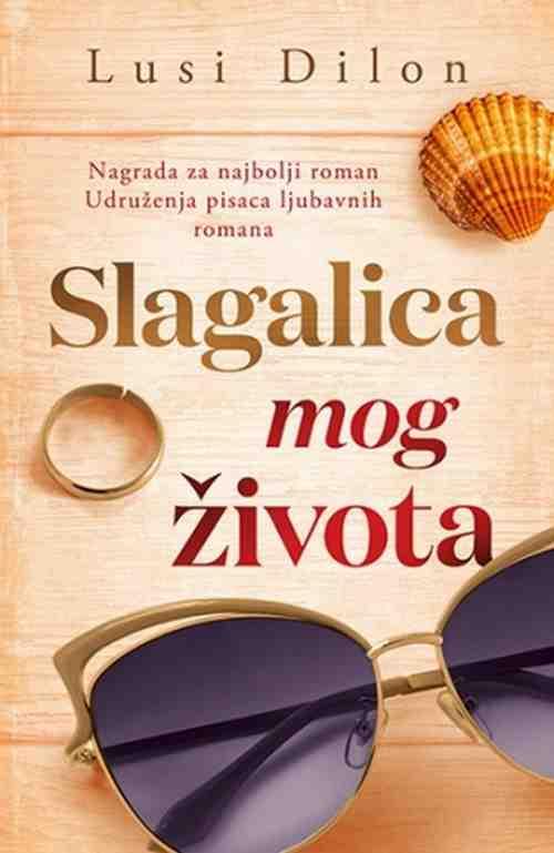 Slagalica mog zivota Lusi Dilon knjiga 2018 ljubavni laguna latinica srbija novo