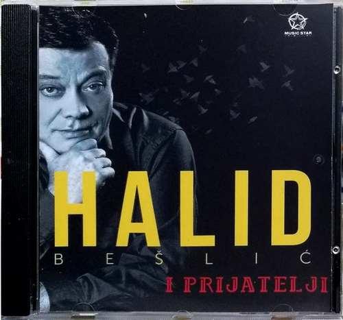 CD HALID BESLIC I PRIJATELJI KOMPILACIJA MUSIC STAR NARODNA FOLK DUETI SRBIJA