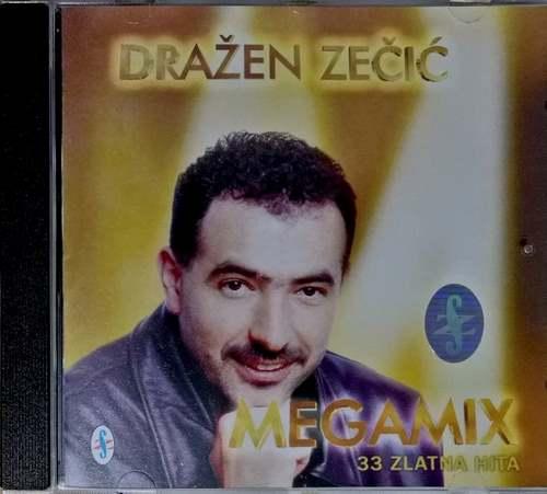 CD DRAZEN ZECIC MEGAMIX 33 ZLATNA HITA KOMPILACIJA ZABAVNA HRVATSKA SRBIJA