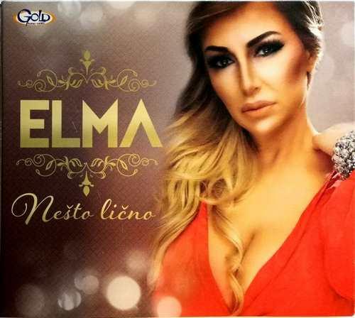 CD ELMA NESTO LICNO ALBUM 2018 GOLD AUDIO VIDEO SRBIJA NARODNA