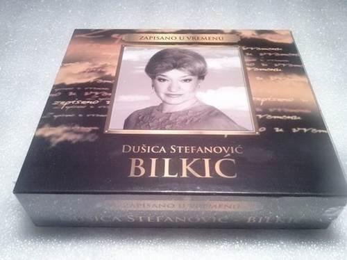 3CD DUSICA STEFANOVIC BILKIC  ZAPISANO U VREMENU compilation remastered 2009