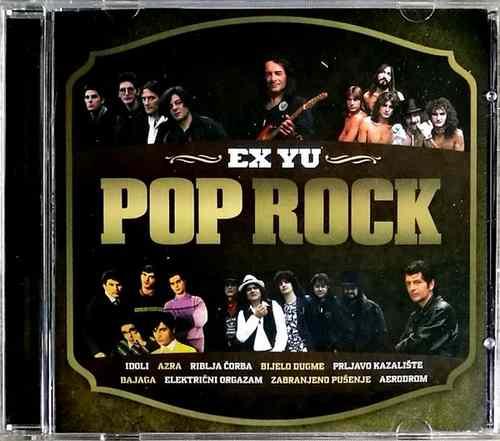 CD EX YU POP ROCK IDOLI AZRA RIBLJA CORBA BAJAGA PRLJAVO KAZALISTE AERODROM