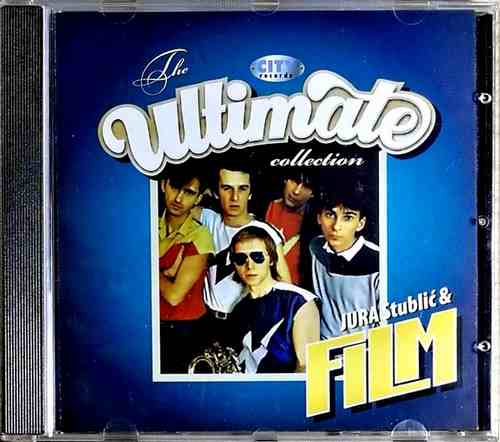 CD JURA STUBLIC I FILM THE ULTIMATE COLLECTION