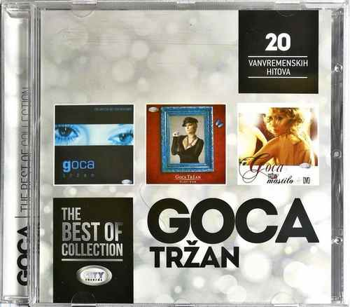 CD GOCA TRZAN THE BEST OF COLLECTION 2018 CITY RECORDS ZABAVNA MUZIKA