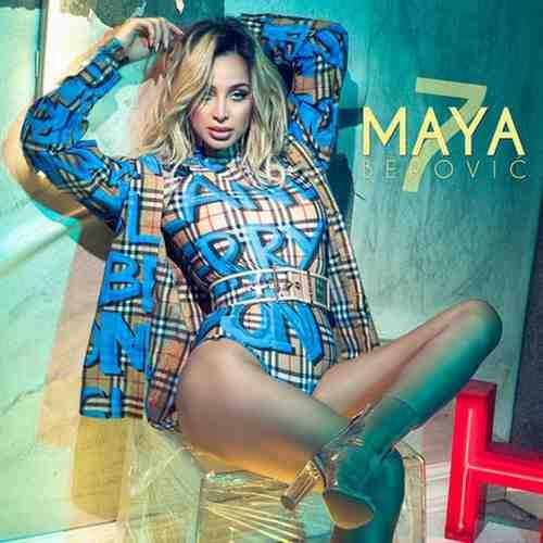 CD MAYA BEROVIC 7 ALBUM 2018 NAJNOVIJI MAJIN ALBUM SEVEN MAJA