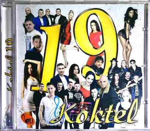 CD BN MUSIC KOKTEL KOMPILACIJA 2018 RAJOVIC GOCI BEND NERVOZNI POSTAR LAZIC