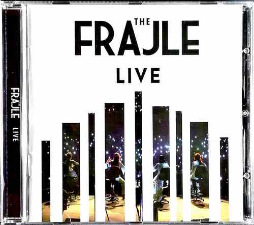CD THE FRAJLE LIVE 2018 GOLD AUDIO VIDEO CROATIA RECORDS SRBIJA HRVATSKA