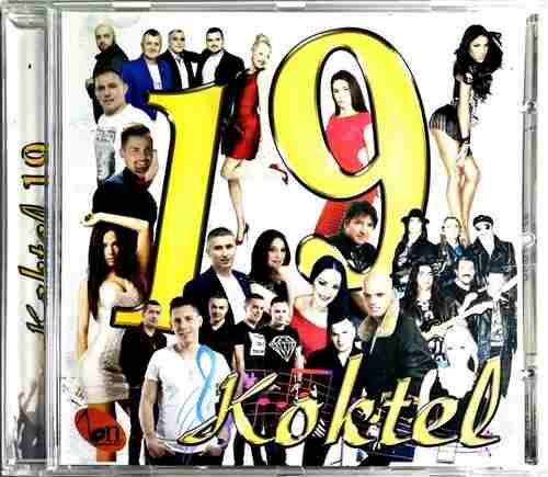 CD BN MUSIC KOKTEL 19 BAJRAKTAROVIC URGENTNI CENTAR SANDRA AFRIKA DAVOR LAZIC