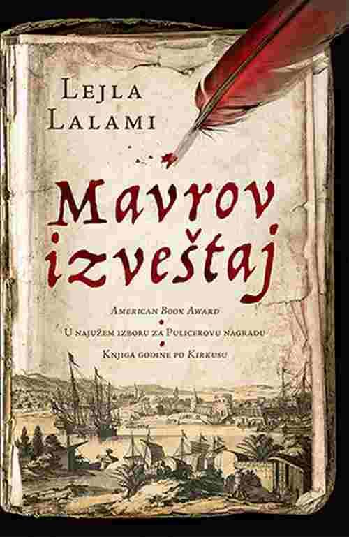 Mavrov izvestaj Lejla Lalami knjiga 2018 American book award knjiga godine