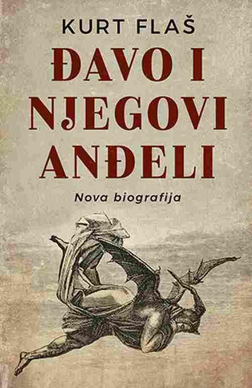Djavo i njegovi andjeli Kurt Flas knjiga 2018 esejistika filozofija laguna