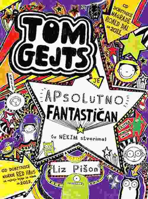 Tom Gejts je apsolutno fantastican (u nekim stvarima) Liz Pison knjiga 2018