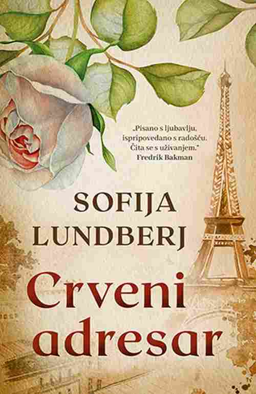 Crveni adresar Sofija Lundberj knjiga 2019 drama ljubavni laguna