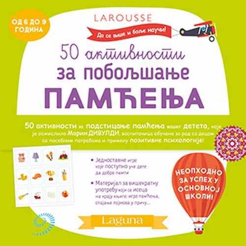 50 aktivnosti za poboljsanje koncentracije Marin Divuldi knjiga 2019 edukativni