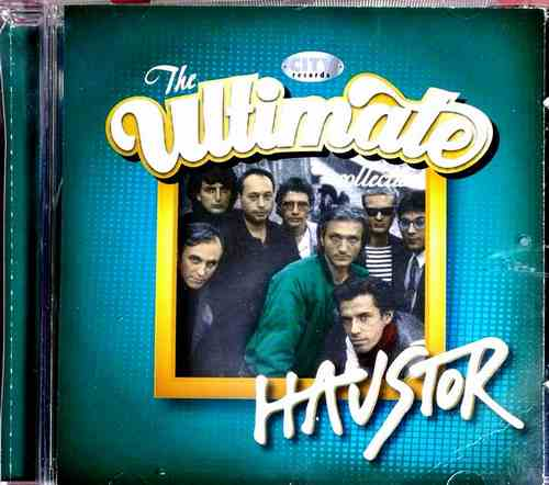 CD HAUSTOR ULTIMATE COLLECTION KOMPILACIJA 2007