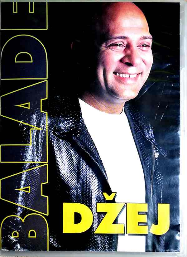 DVD DZEJ BALADE GOLD AUDIO VIDEO 2007