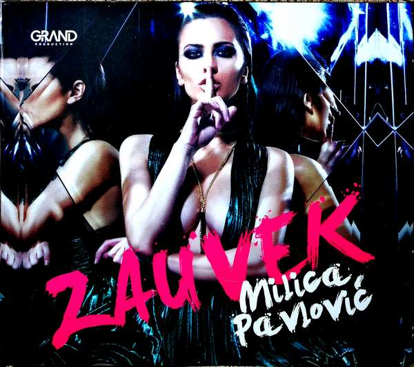 CD MILICA PAVLOVIC ZAUVEK ALBUM 2018