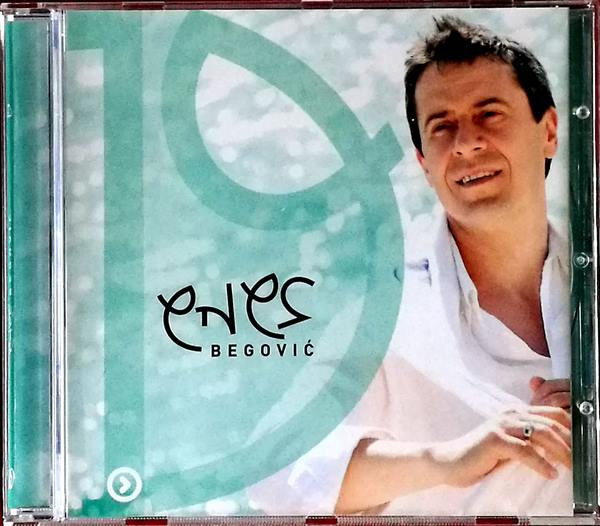 CD ENES BEGOVIC ALBUM 2019 PLUS 3 BONUS TRACK