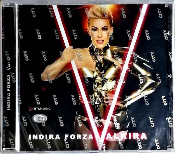 INDIRA FORZA VALKIRA ALBUM 2018 COLONIA