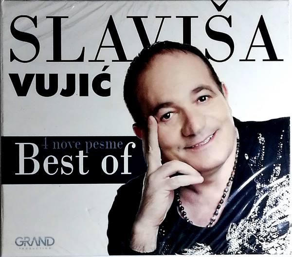 CD SLAVISA VUJIC BEST OF 2018 + 4 NOVE PESME KOMPILACIJA 2018