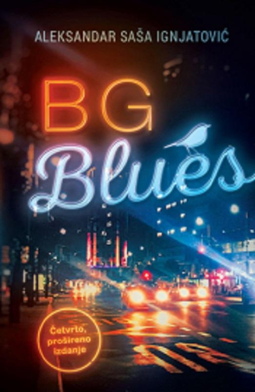 BG blues Aleksandar Sasa Ignjatovic knjiga 2019 cetvrto prosireno izdanje