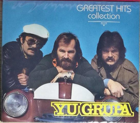 CD YU GRUPA GREATEST HITS COLLECTION KOMPILACIJA