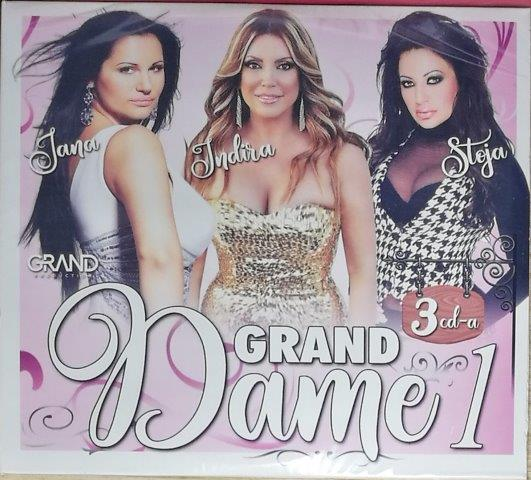 3CD GRAND DAME JANA INDIRA STOJA 2019