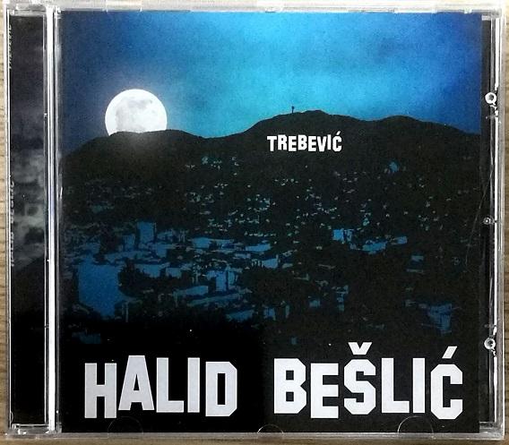 CD HALID BESLIC TREBEVIC ALBUM 2020