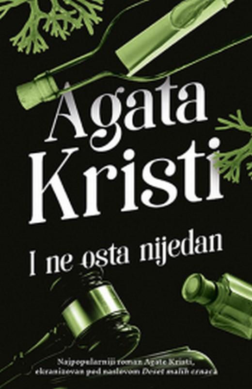 I ne osta nijedan Agata Kristi knjiga 2019 kriminalisticki triler