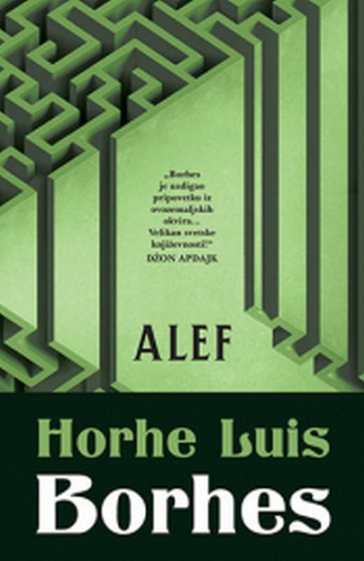 Alef Horhe Luis Borhes knjiga 2019 Price