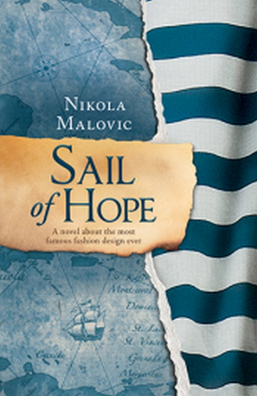 Sail of Hope Nikola Malovic knjiga 2019 Nagradene knjige