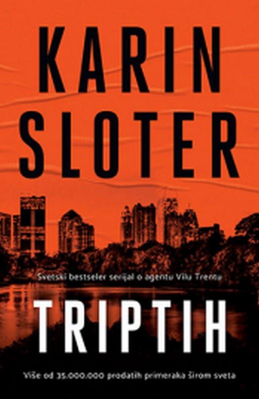 Triptih Karin Sloter knjiga 2019 Trileri
