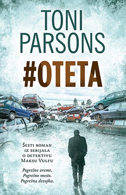 #oteta  Toni Parsons  knjiga 2019 triler