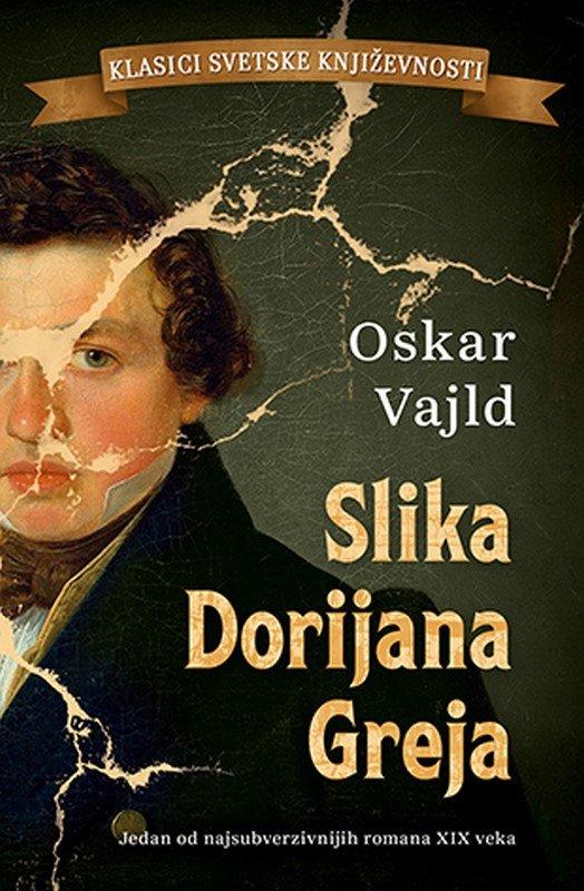 Slika Dorijana Greja  Oskar Vajld  knjiga 2019