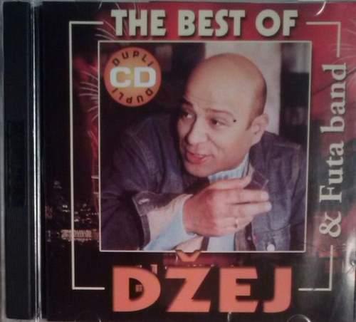 2CD DZEJ RADAMANOVSKI & FUTA BAND  THE BEST OF Album