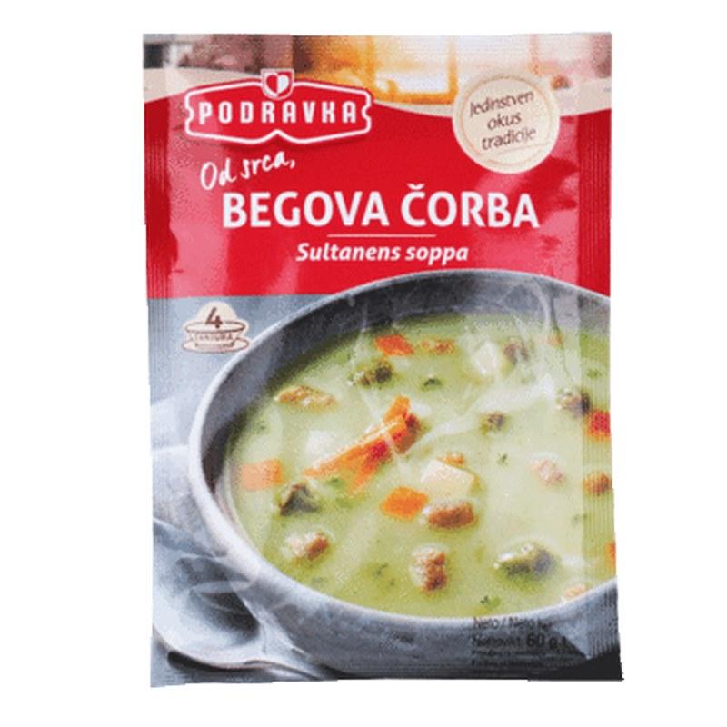 CORBA BEGOVA 60G PODRAVKA
