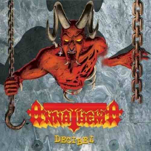 CD ANNATHEMA  DECIBEL album 2012 Serbian, Bosnian, Croatian  Serbia