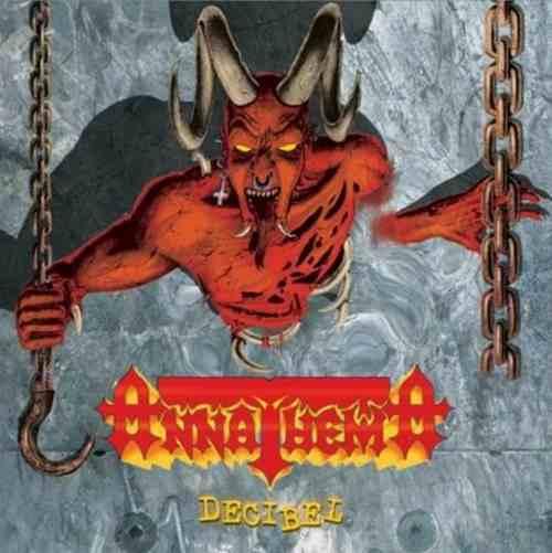 CD ANNATHEMA  DECIBEL album 2012 Serbian, Bosnian, Croatian  Serbia
