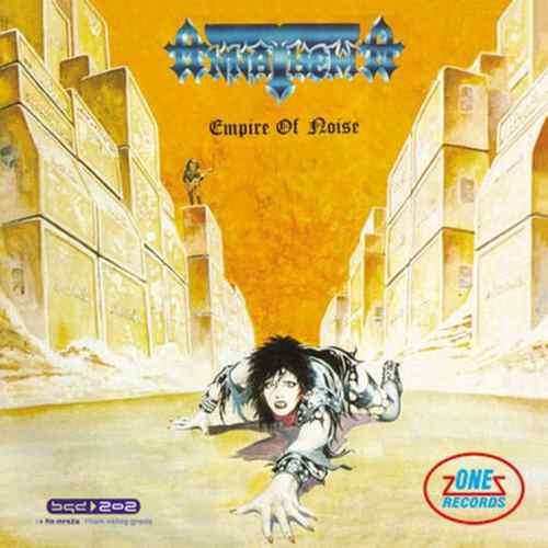 CD ANNATHEMA  EMPIRE OF NOISE album 1991 remastered 2012  one records