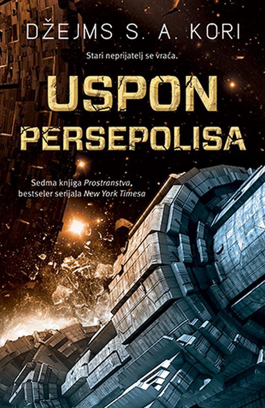 Uspon Persepolisa  Dzejms S. A. Kori  knjiga 2019 Filmovane knjige