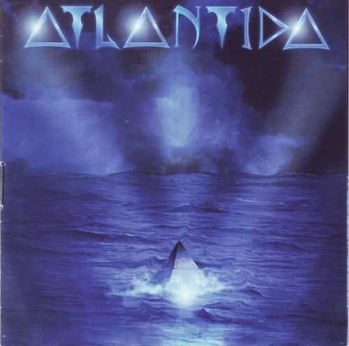 CD ATLANTIDA  ATLANTIDA ALBUM 2007  Serbia Bosnia Croatia one records