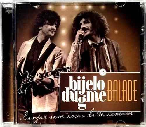 CD BIJELO DUGME  BALADE compilation 2011 Rock Serbia Croatia BREGOVIC GORAN