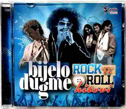 CD BIJELO DUGME  Rock n Roll Hitovi compilation 2011 Rock Serbia BREGOVIC GORAN