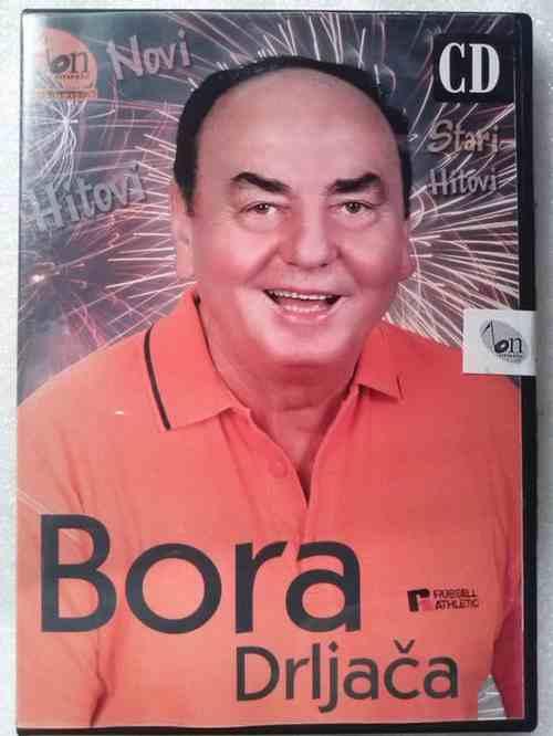 CD BORA DRLJACA  NOVI HITOVI STARI HITOVI  compilation 2014 bn music