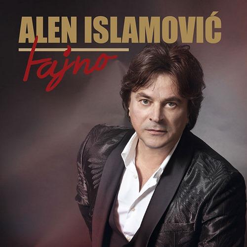 CD ALEN ISLAMOVIC TAJNO ALBUM 2019