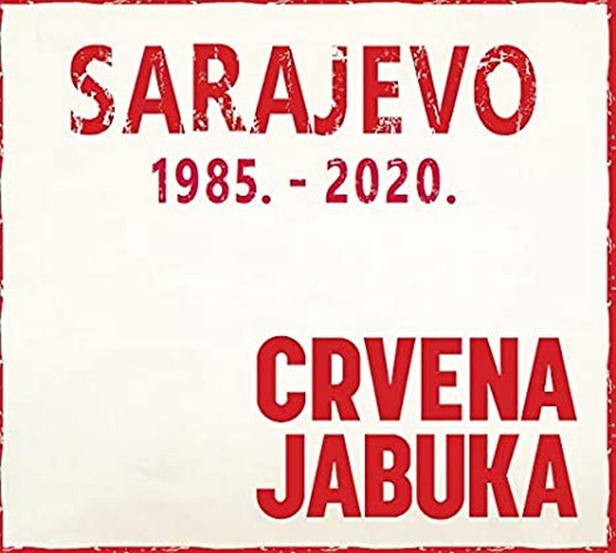 CD Crvena Jabuka Sarajevo 1985 - 2020 35 godina kompilacija 2020