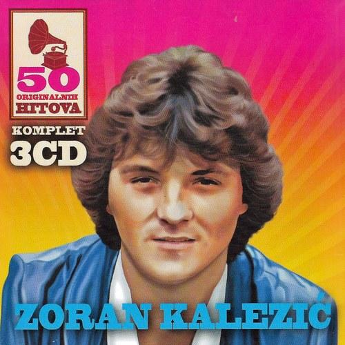 3CD Zoran Kalezic 50 originalnih hitova kompilacija 2020