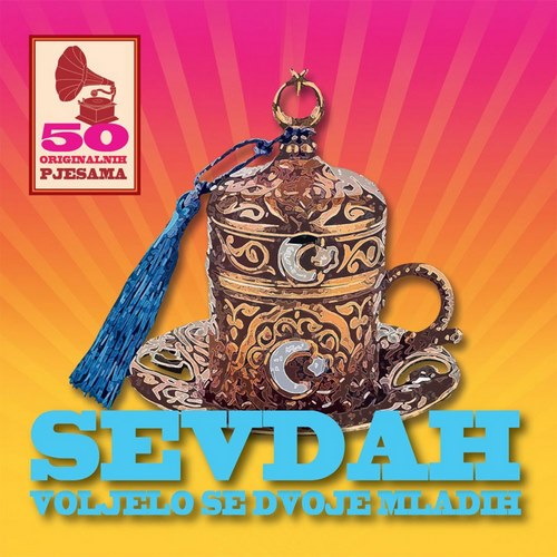 3CD Sevdah / Voljelo se dvoje mladih - 50 originalnih hitova